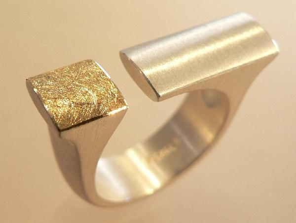 ring silber gold 900. Black Bedroom Furniture Sets. Home Design Ideas